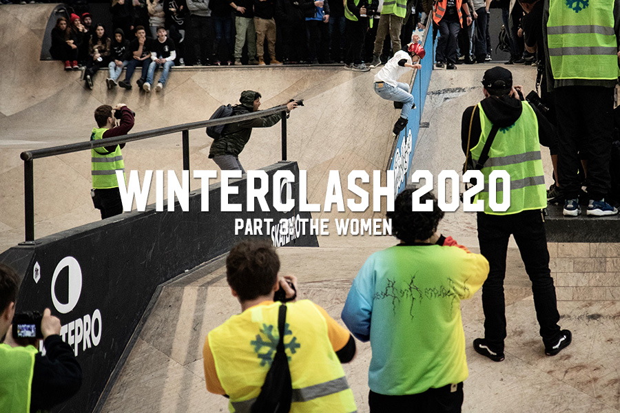 Winterclash 2020 Part 3: The Women