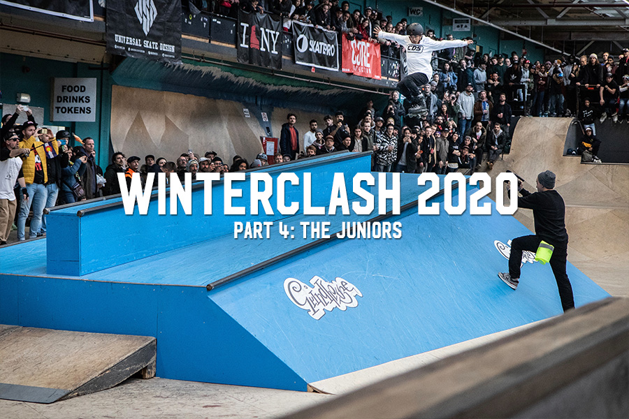Winterclash 2020 Part 4: The Juniors