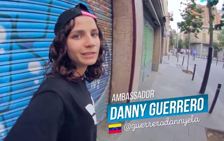 Danny Guerrero 2017-2019 Profile