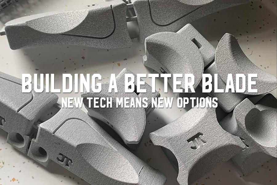 Building A Better Blade