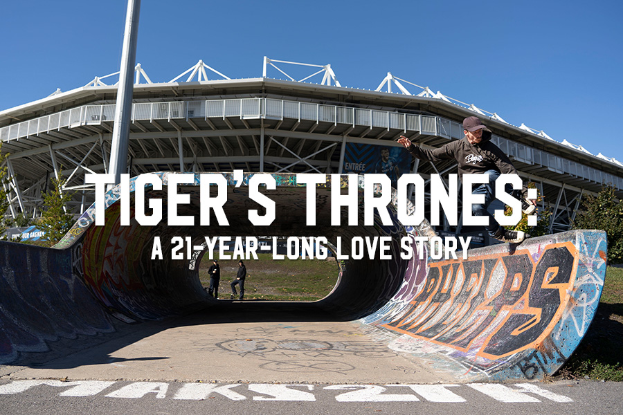 Tiger's Thrones: A 21-year-long Love Story