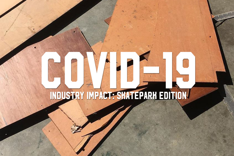 Covid-19 Industry Impact: Skatepark Edition