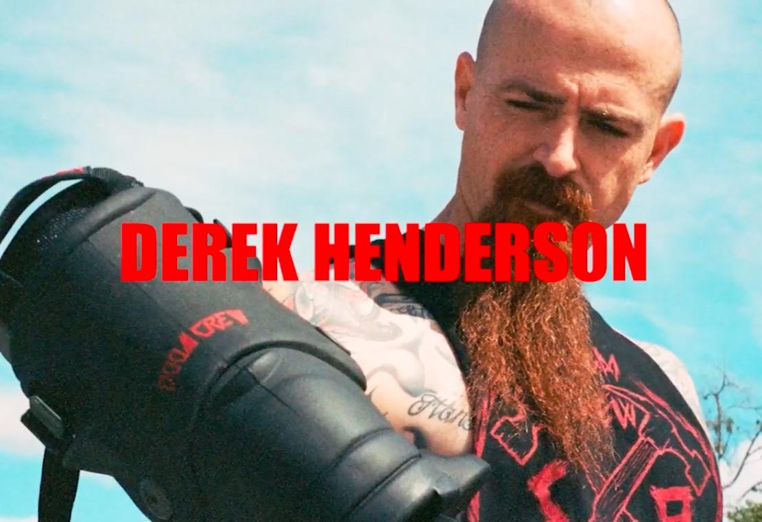 Derek Henderson – Razors Pro Skate