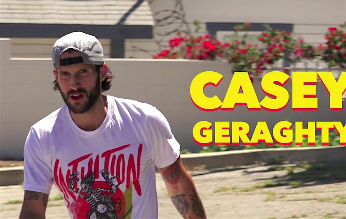 """Casey Geraghty """"Case-adilla"""" Part 2 by Black Bandit Media"""