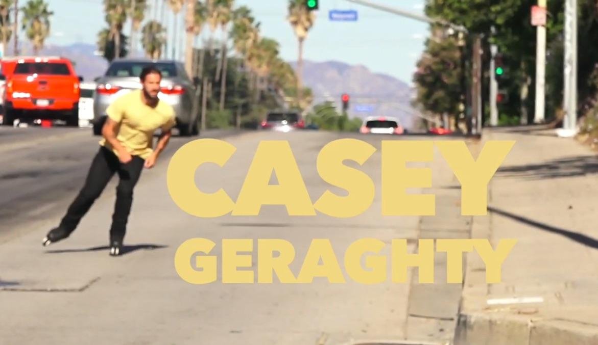"""Casey Geraghty """"CASADILLA"""" Part 3"""