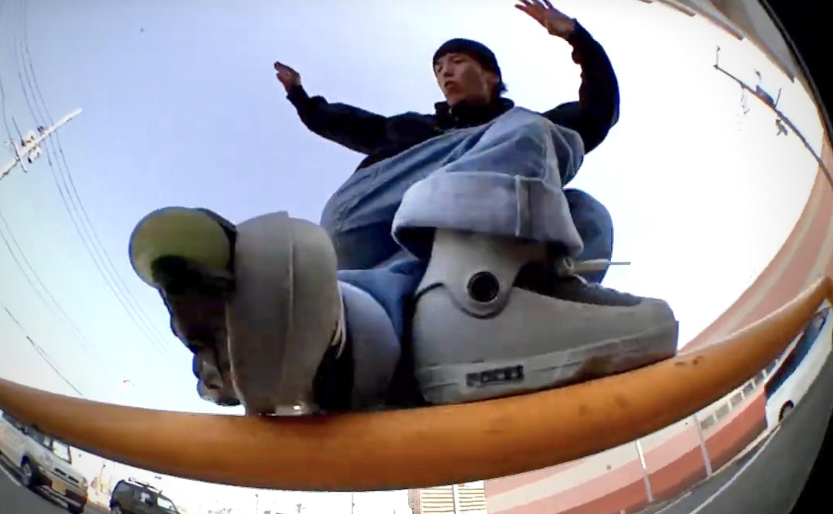 Yuto Goto – Roces Pro Skate