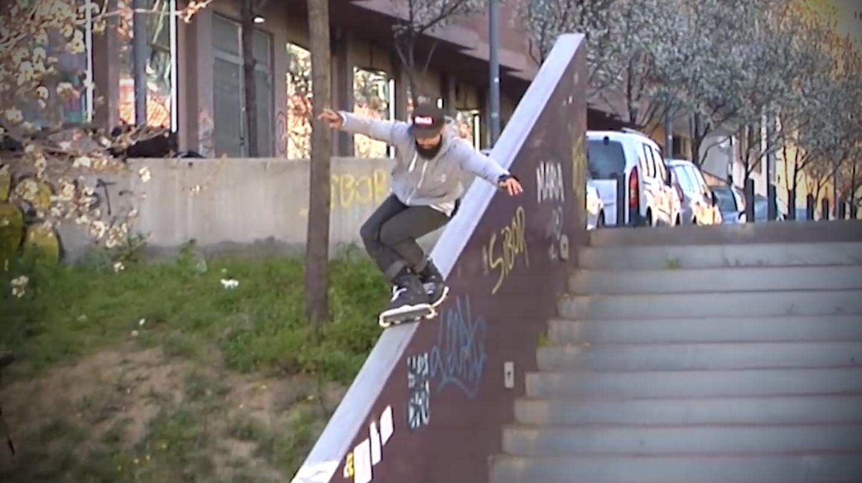 Carlos Bernal – USD Pro Skate