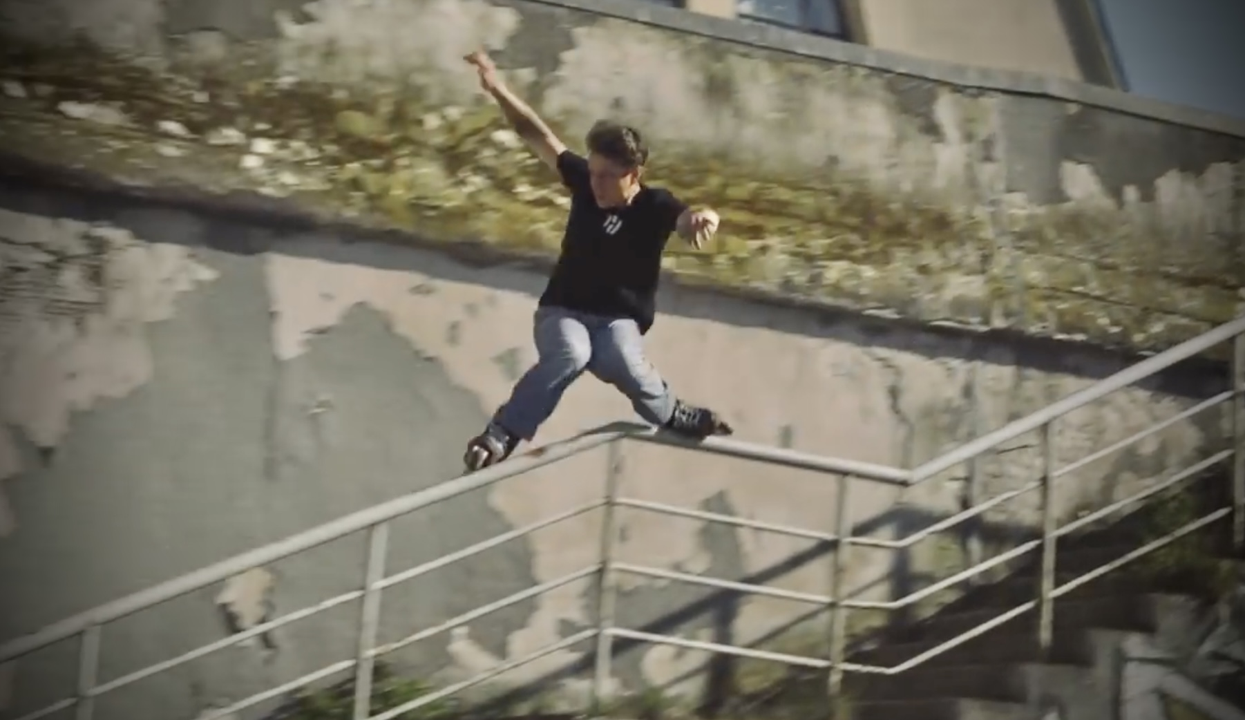 """STORM"" Nils Jansons Pro Skate"