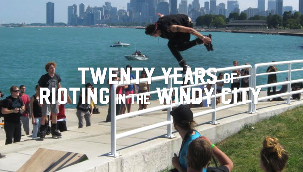 Celebrating 20 Years of Rioting in the Windy City
