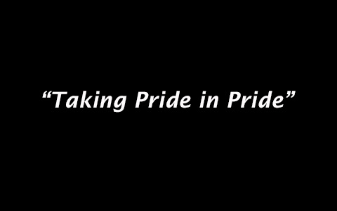 The Rounds #3: Taking Pride in Pride