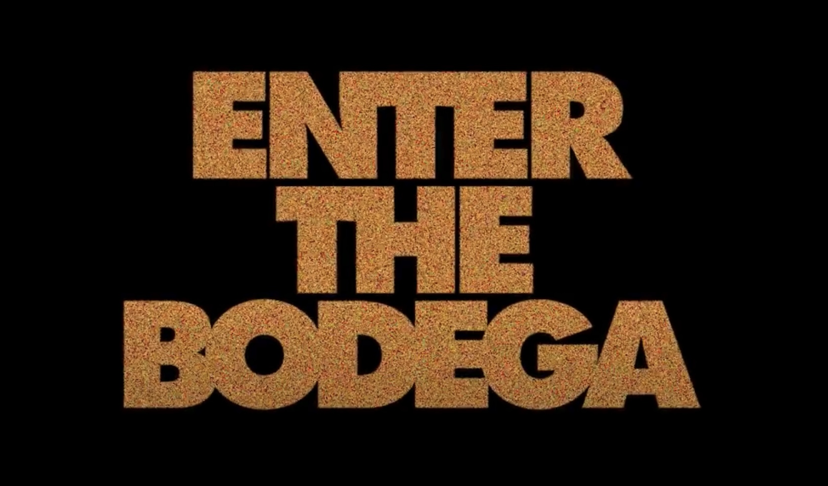 """""""Enter the Bodega"""" by Mike Torres and Augusto Castillo"""