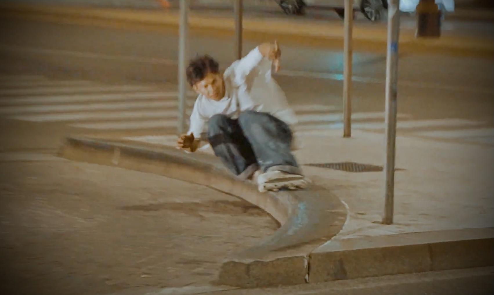 Matz Reyes – New THEM Skates Team