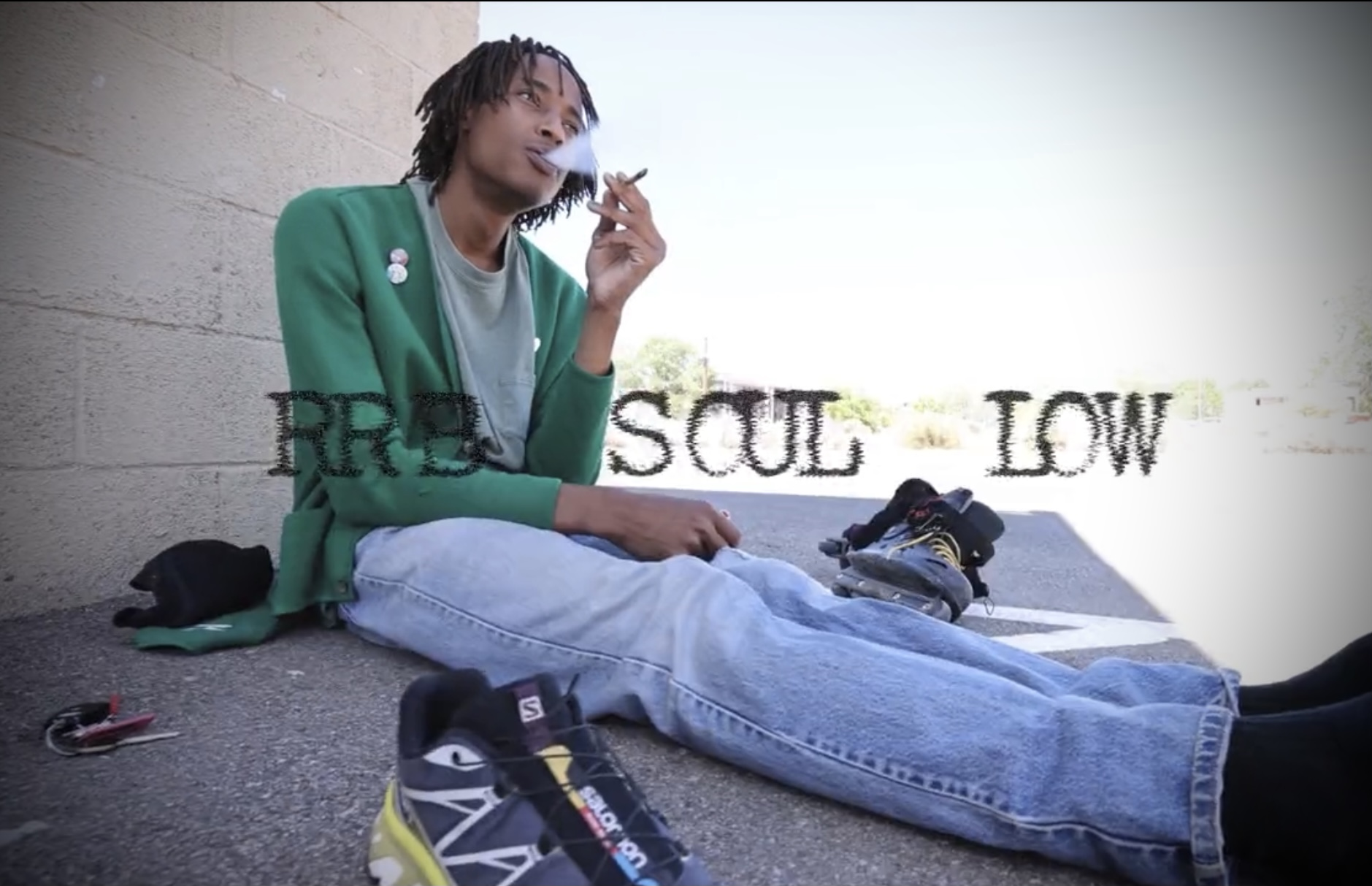 """Philip Moore """"RRBSOULLOW"""""""