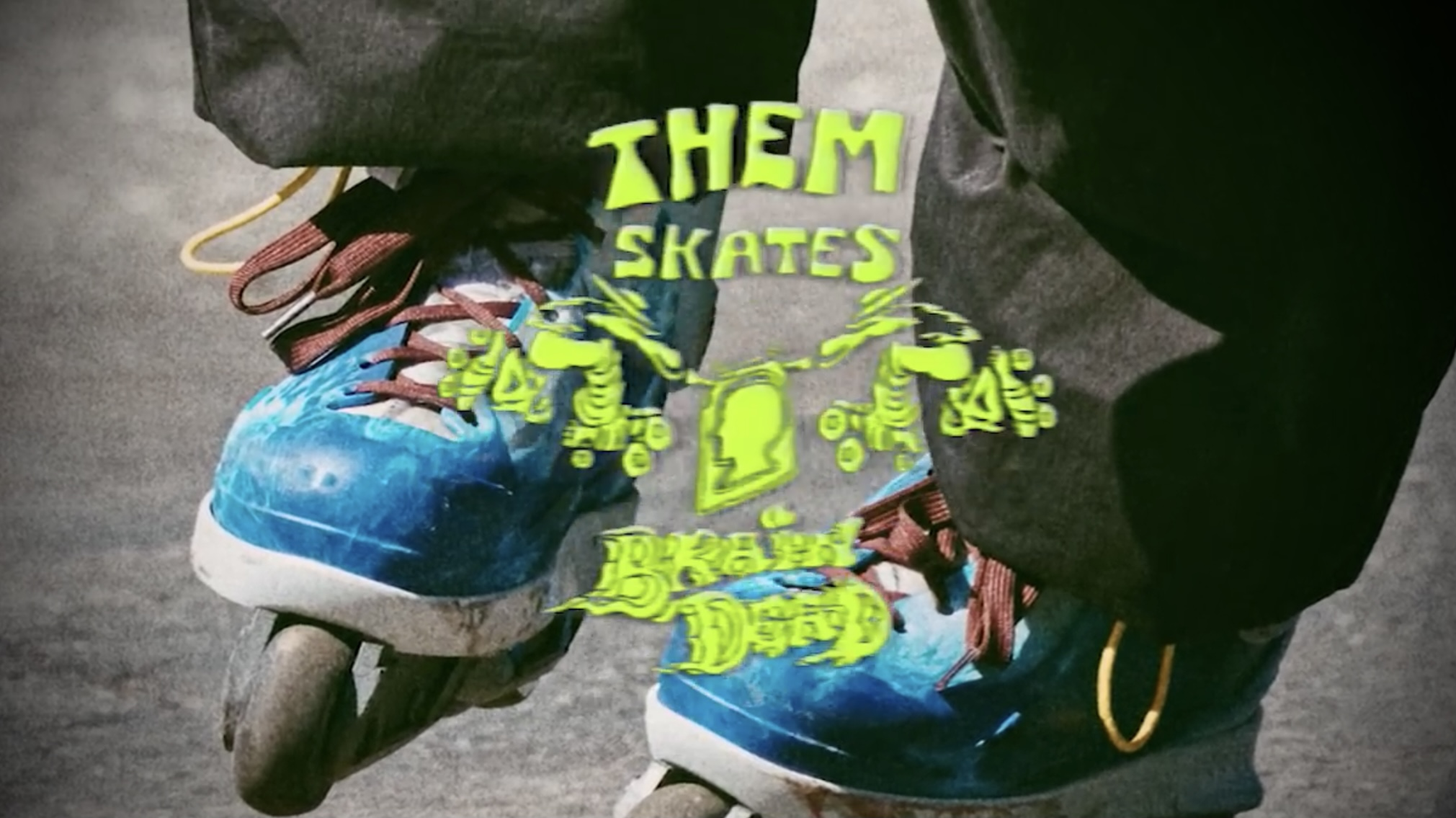 """Future Shred Technology"" by THEM Skates"