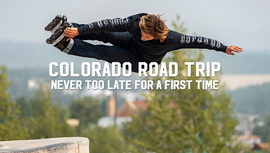 Colorado Road Trip: Never Too Late For A First Time