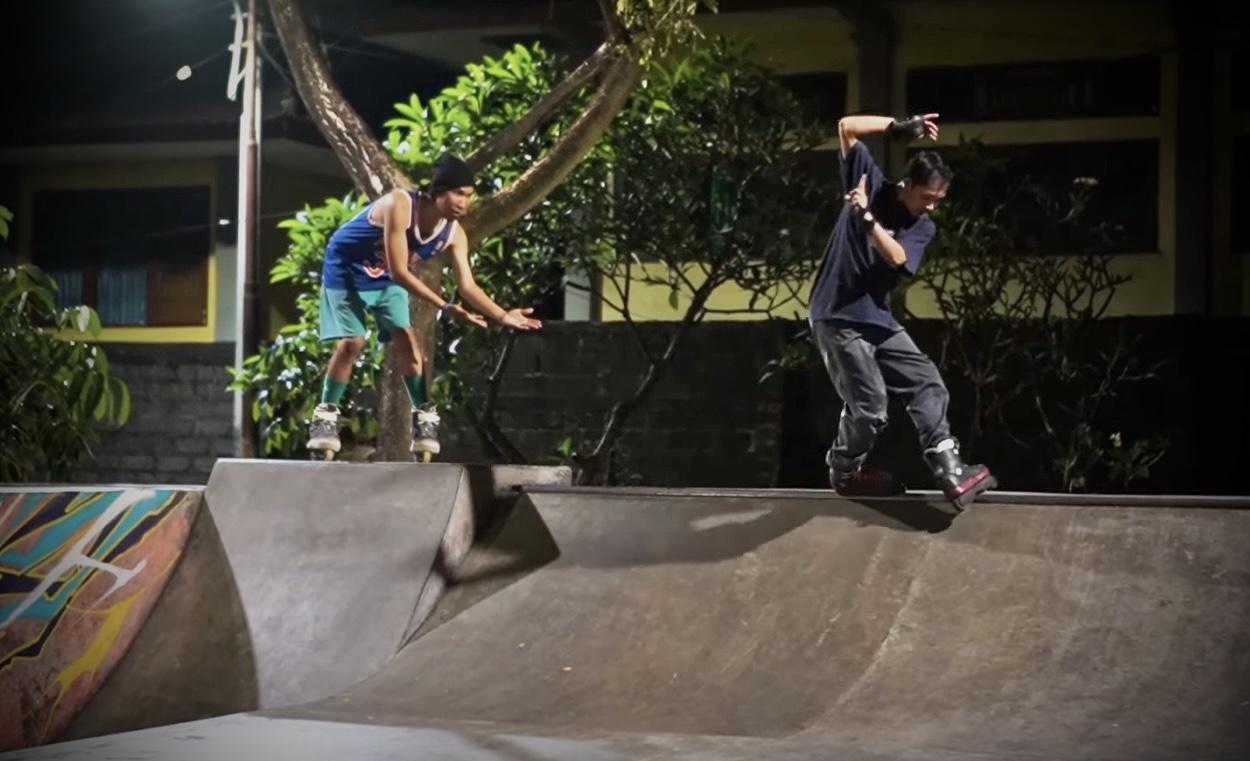 Indonesian Skate Scene by Beluartha and Blader Rantau
